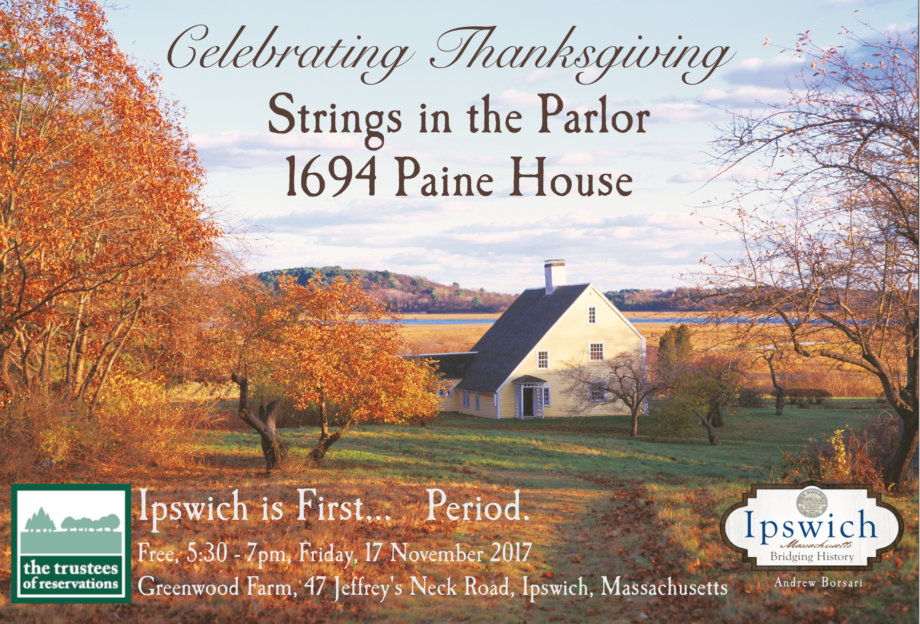 Strings in the Parlor 2017