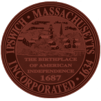 Seal of Ipswich, Massachusetts