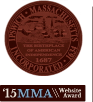 Ipswich MA Website Award